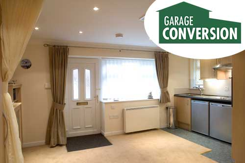 Convert Your Garage Into A Granny Flat